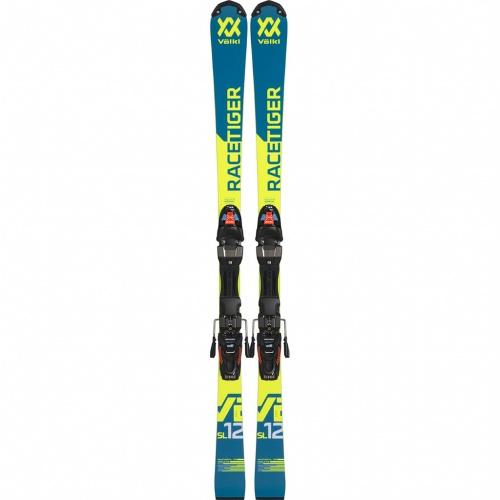 Ski - Volkl Racetiger SL R Jr + Race 8 | ski