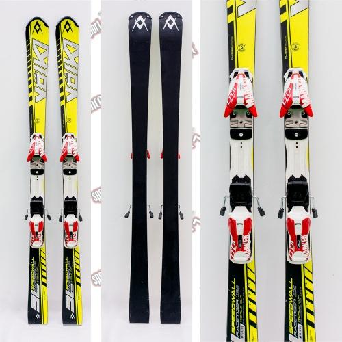 Ski Test - Volkl Racetiger Speewall SL JR | Ski