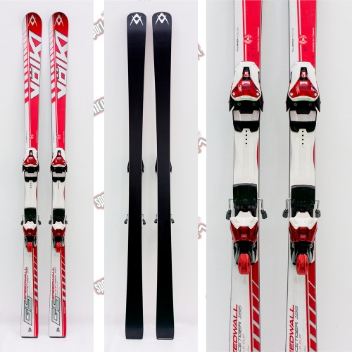 - Volkl Racetiger Speedwall WC GS JR | skitest