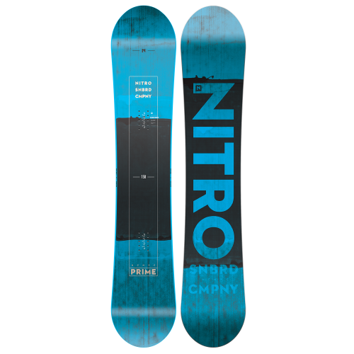 Placi Snowboard - nitro  The Prime Blue Wide