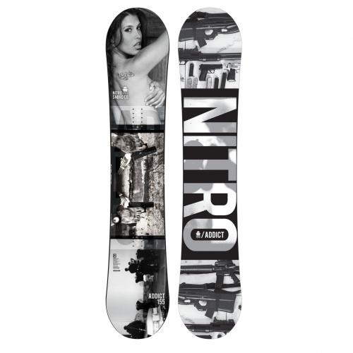 Placi Snowboard - Nitro ADDICT | snowboard