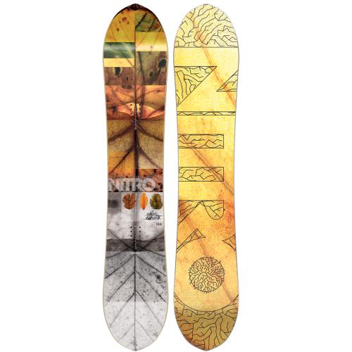 Placi Snowboard - Nitro Elias Elhardt Pro One-Off | snowboard