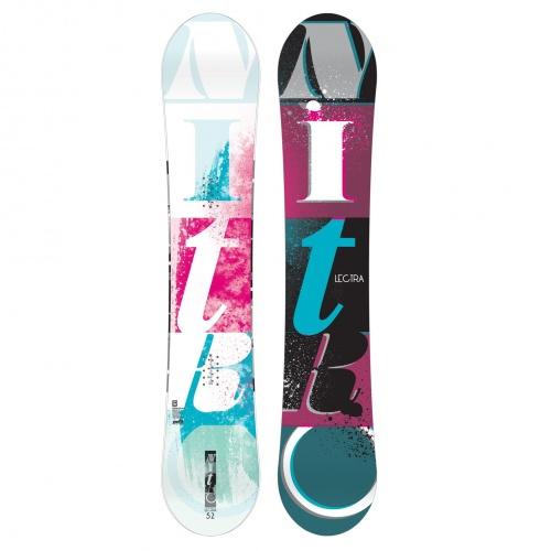 Placi Snowboard - Nitro LECTRA BOLD | snowboard