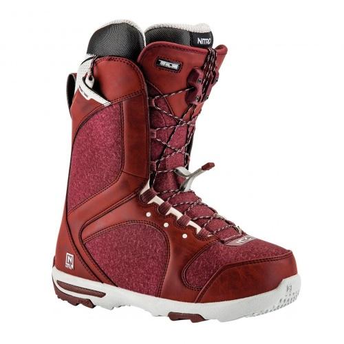 Boots Snowboard - Nitro Monarch TLS  | snowboard