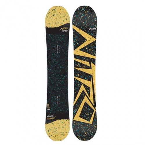 Placi Snowboard -   nitro Runaway   snowboard
