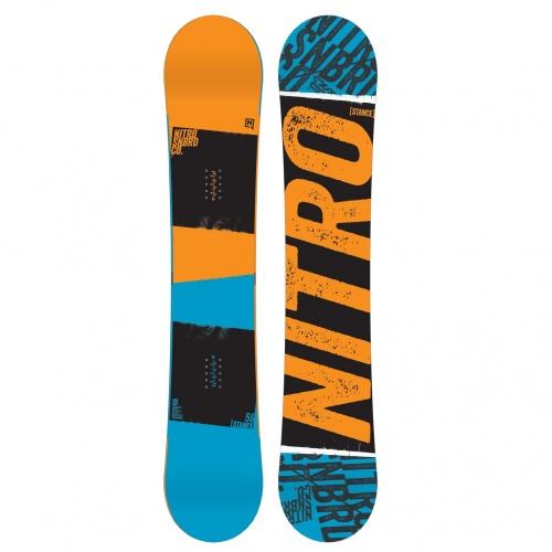 Placi Snowboard - Nitro STANCE | snowboard