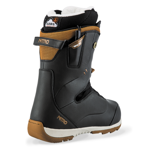 Boots Snowboard - Nitro The Crown TLS | Snowboard
