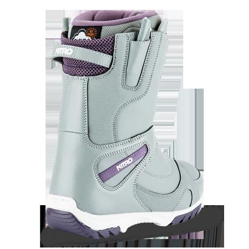 Boots Snowboard - Nitro The Cuda TLS | Snowboard