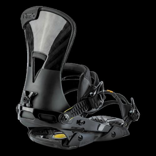 Legaturi Snowboard - Nitro The Machine | snowboard