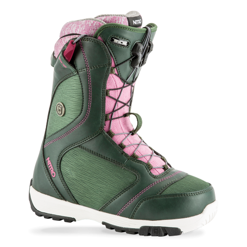 Boots Snowboard - Nitro The Monarch TLS | Snowboard