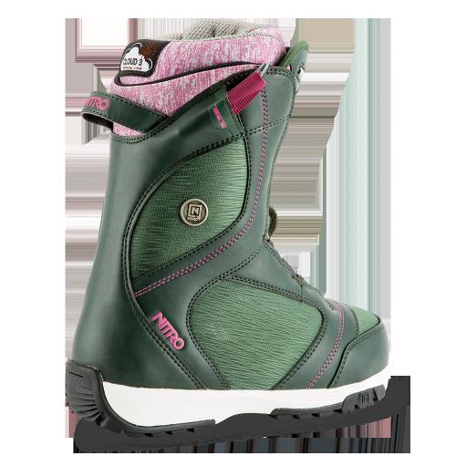 Boots Snowboard -  nitro The Monarch TLS