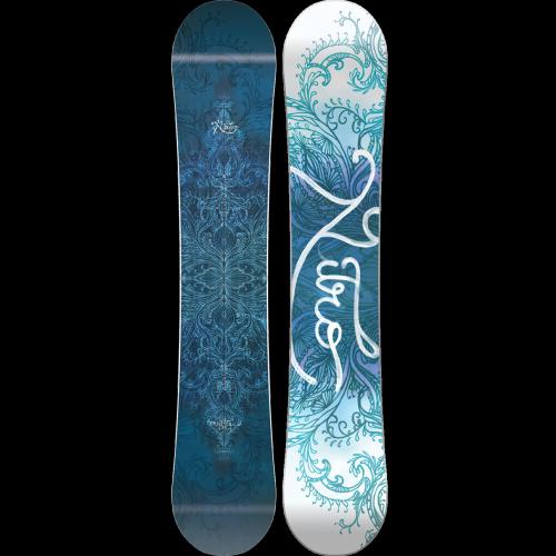 Placi Snowboard - Nitro The Mystique | snowboard