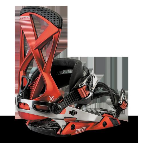 Legaturi Snowboard - Nitro The Phantom | snowboard
