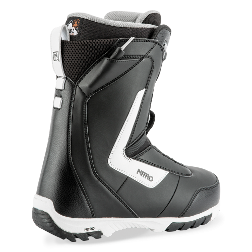 Boots Snowboard -  nitro The Sentinel TLS